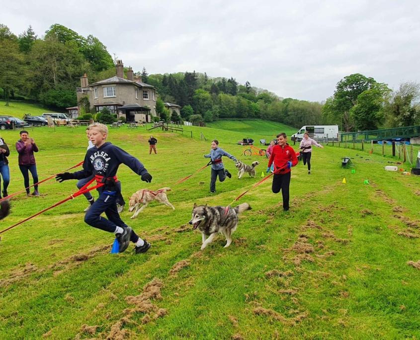 Junior Academy Mynydd Sleddog Adventures